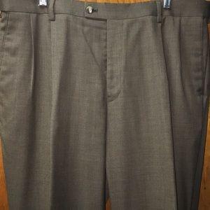Croft & Barrow Men's Brown Premium Stretch Pants